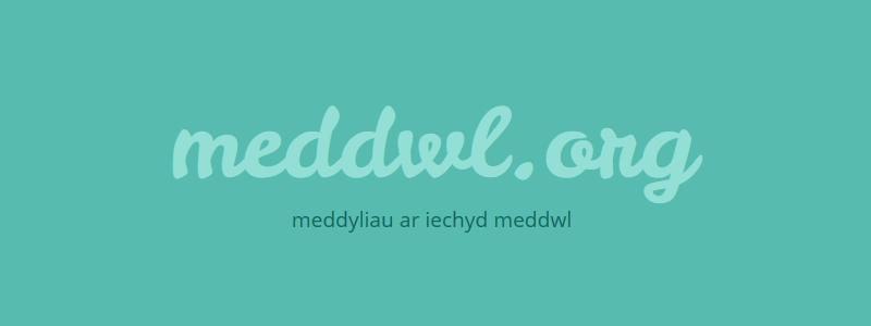 Image result for meddwl.org logo