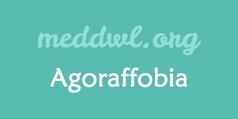 Agoraffobia