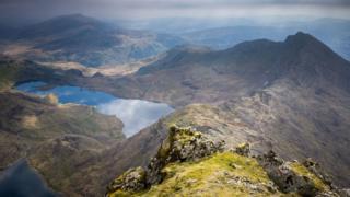 Llun: Matthew Cattell | BBC